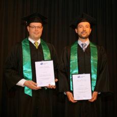 Neue Doktoren, besondere Preise: Rolf H. Brunswig Promotionspreis für Dr. Christian Reuter