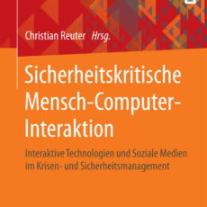 "Interdisciplinary textbook ""Safety-critical Human-Computer-Interaction"" published"