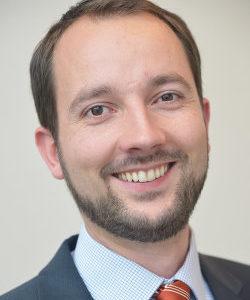 Neu am Fachbereich: Professor Dr. Christian Reuter