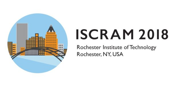 Call for Papers: Social Media in Crises and Conflicts at ISCRAM 2018