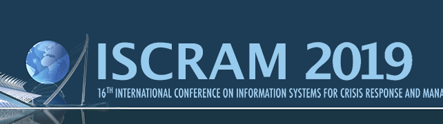 CfP ISCRAM: Social Media in Crises and Conflicts