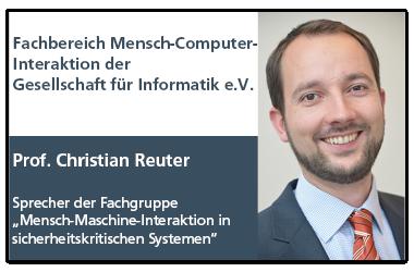 Fachbereich Mensch-Computer- Interaktion der Gesellschaft für Informatik e.V. – Leitungsgremium der GI-Fachgruppe bestätigt