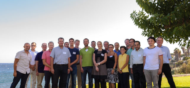 EmerGent had a project board meeting in Catania, Italy from 25.08. to 27.08.2014.