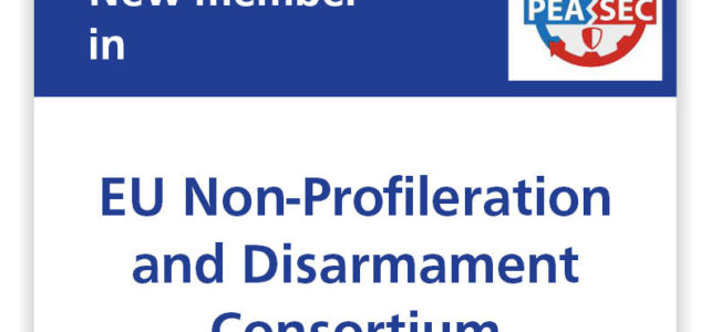 EU Non-Proliferation and Disarmament Consortium