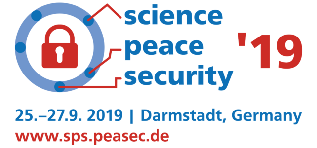 SCIENCE PEACE SECURITY '19: Umfangreiches Konferenzprogramm geplant (25.-27.09.2019)
