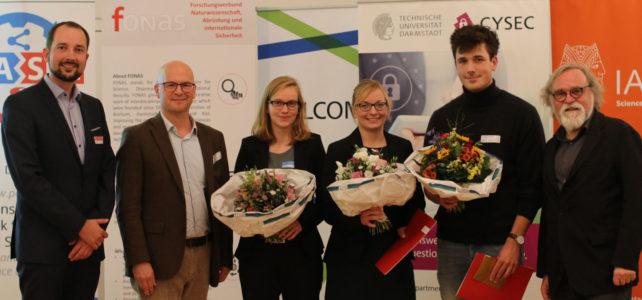 IANUS-Preis 2019 für naturwissenschaftlich-technische Friedens- und Sicherheitsforschung