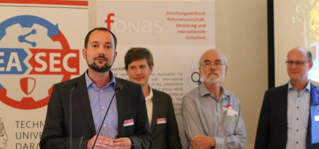 Interdisziplinäre Erkenntnisse technischer Friedens- und Sicherheitsforschung: 100 Wissenschaftler trafen sich zur Konferenz SCIENCE · PEACE · SECURITY '19 an der TU Darmstadt