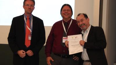 "CSCW-Dissertationspreis der Gesellschaft für Informatik 2015: Honorable-Mention für ""Emergent Collaboration Infrastructures"" von Dr. Christian Reuter"