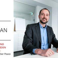 Hessen schafft Wissen Podcast – Wissenschaft und Technik für Frieden und Sicherheit mit Prof. Christian Reuter