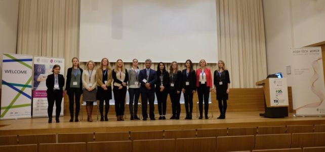 Successful Event in Darmstadt: High-Tech Women in Science and Technology 2020