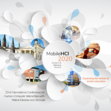 CfP: MobileHCI'20: Designing Mobile Interactive Systems for Societal and Technical Resilience (Workshop)