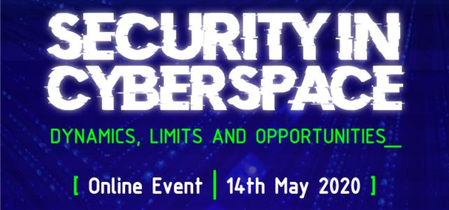"""Vortrag am Alexander von Humboldt Institut für Internet und Gesellschaft (HIIG) zu """"Sicherheit im Cyberspace: Dynamiken, Grenzen und Möglichkeiten"""""""