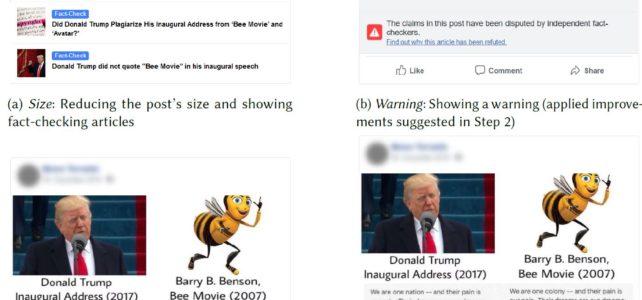 Paper auf Top-Konferenz ACM-CSCW veröffentlicht: Wie Fake News gekennzeichnet werden sollten