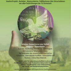Ausschreibung: IANUS-Preis 2021 für naturwissenschaftlich-technische Friedens- und Konfliktforschung