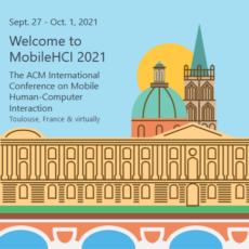 CfP: Workshop MobileResilience'21 at MobileHCI'21: Designing Mobile Interactive Systems for Crisis Response